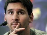 Месси: «Я не беспокоюсь по поводу контракта с «Барселоной»
