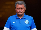 Мирон МАРКЕВИЧ: «С «Динамо» поставил два форварда и ошибся»