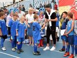 Андрей Ярмоленко организовал детско-юношеский футбольный турнир в Кропивницком