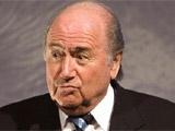Йозеф Блаттер: «ФИФА будет противостоять политическому влиянию на футбольные дела»
