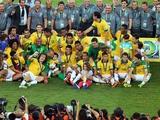 Бразилия разгромила Испанию и в четвертый раз выиграла Кубок конфедераций