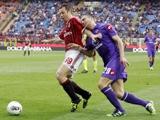 Антонио Кассано сыграл первый матч после операции на сердце