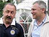 Газзаев и Суркис обсудили трансферы и планы зимней подготовки