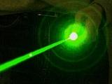 Французский фанат получил срок за использование лазерной указки
