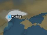В день матча Украина — Молдавия в Одессе испортилась погода
