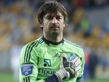Александр Шовковский в этом сезоне больше не сыграет