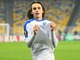 Николай Шапаренко — лучший игрок матча «Динамо» — «Ренн»