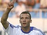 Шевченко реализовал юбилейный пенальти