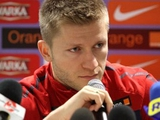 Якуб Блащиковски: «Против Украины нужно сыграть более слаженно и хитро»