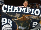 «Бордо» - чемпион Франции