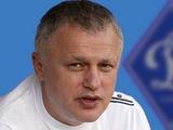 Игорь СУРКИС: «Идеальная модель нашего чемпионата — это десять команд в четыре круга»