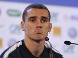 Гризманн: «Мне стыдно за слова Куртуа о сборной Франции»
