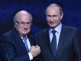 Сделка Блаттера с Путиным