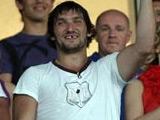 Александр Овечкин: «Это я попросил Ворону показать хоккеиста!»