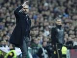 Гвардиола: «Реал» — великолепная команда»