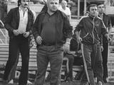 В Сочи «расписывали» чемпионат под водку и шашлык