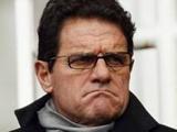 Капелло ничего не говорил о причинах отставки
