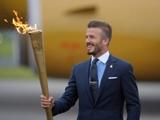Бекхэм все-таки примет участие в Олимпиаде