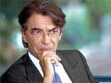Моратти возмущен непопаданием Милито в список претендентов на «Золотой мяч»