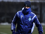 Андрей ЯРМОЛЕНКО: «Постараемся согреть болельщиков своей игрой»