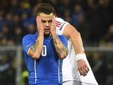 Себастьян Джовинко: «Не могу повлиять на то, что меня не вызывают в сборную Италии»