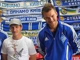 Виктор Леоненко: «Кое-кому можно уйти из «Динамо» вслед за Алиевым…»