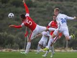 «Динамо» в контрольном матче разгромило «Скендербеу» (ВИДЕО)