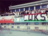 Ультрас «Легии» на матче с «Металлистом» заявили, что Львов — это Польша