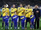 Рейтинг ФИФА: Украина опустилась на две строчки