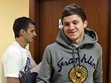 Игроки «Динамо» проходят медосмотр