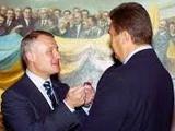 Григорий Суркис встретился с Виктором Януковичем