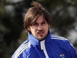 «Динамо» готовится к «Днепру»: С Милевским, но пока без Михалика