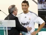 Перес: «Криштиану Роналду закончит карьеру в «Реале»