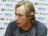 Алексей МИХАЙЛИЧЕНКО: «Динамо» — очень добротный клуб с хорошей финансовой базой»