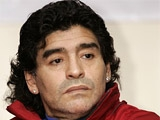 Марадона прокомментировал позор Аргентины
