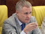 Выступление Григория Суркиса на Исполкоме ФФУ по вопросу о пролонгации контракта с Пьерлуиджи Коллиной