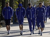 «Динамо» на сборе в Испании: одним игра, другим тренировка
