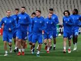 Тренировка «Динамо» в Афинах: ФОТО, ВИДЕО