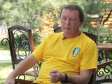 Владимир Шаран: «Сборной Украины не хватает агрессивности в атаке»