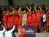 Сборная России стала чемпионом Европы U-17