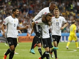 Германия – Украина 2:0. Песня без слов
