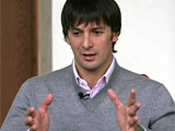 Александр ШОВКОВСКИЙ: «Скорее всего, карьеру закончу в «Динамо» (+ВИДЕО)