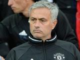 Моуринью придется сменить игровую схему на дерби с «Манчестер Сити»