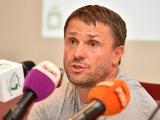 Сергей Ребров: «Радует то, что в «Динамо» на первые роли выходят молодые футболисты»