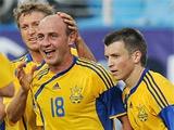 Сборная Украины побеждает сборную Казахстана (+ФОТО, +ВИДЕО)