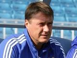 Александр ХАЦКЕВИЧ: «Игра была отличной, но результат нас не удовлетворил»