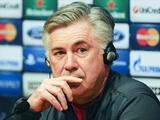 Карло Анчелотти: «Пике лучше подумать об игре в футбол, чем о ведении твиттера»