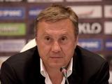 «Динамо» — «Мариуполь» — 1:1. Послематчевая пресс-конференция
