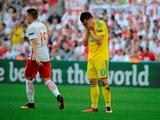 Украина – Польша 0:1. Безголовая сборная