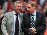 Алекс Фергюсон: «Реднапп будет правильным выбором для сборной Англии»